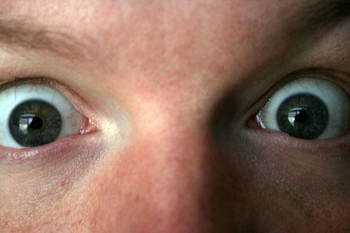 Blake Snow Eyes