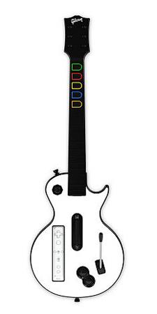 Guitar Hero 3 Wii Controller