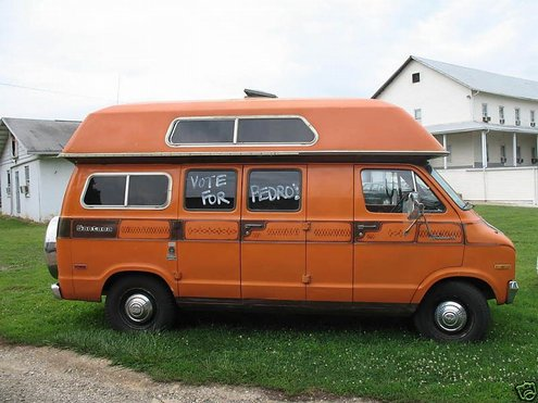Uncle Rico van