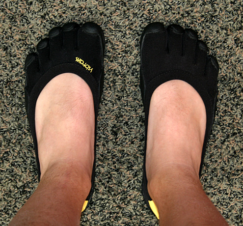 Vibram Five Fingers Classic (black)