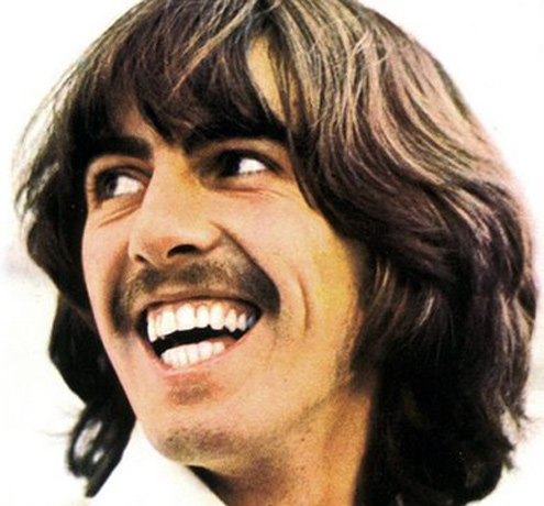 George Harrison, Beatles, Let it Be cover