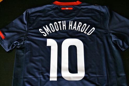 USA soccer 2010 world cup away jersey