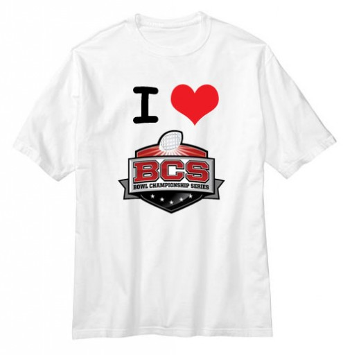 i-love-the-bcs t shirt