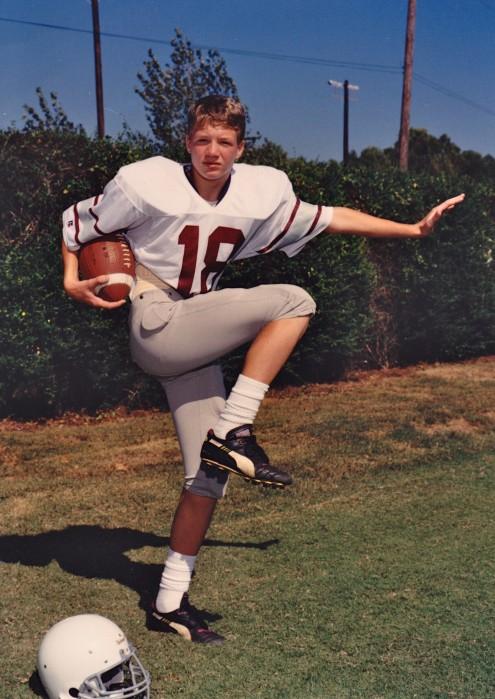 1993 blake football