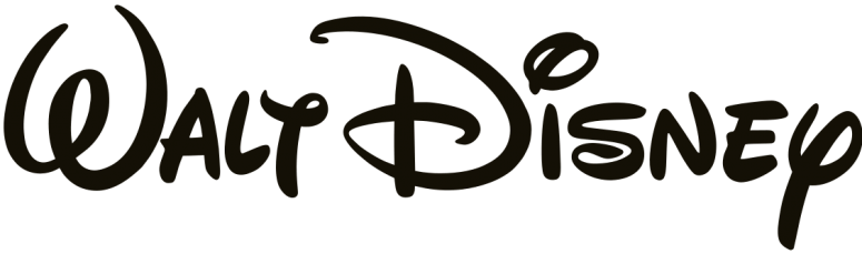 Walt Disney handwriting logo