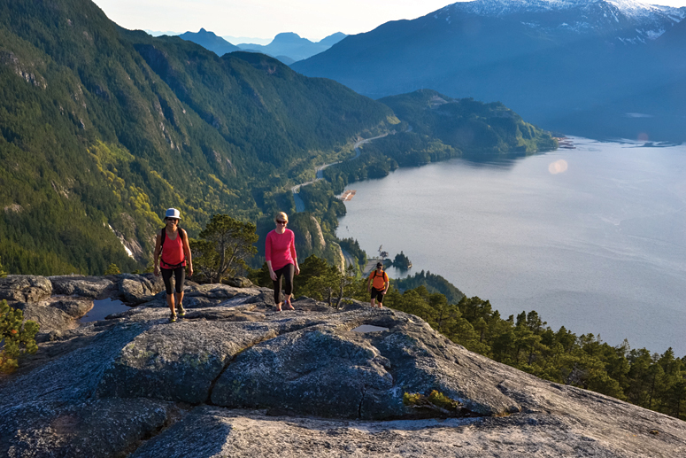 Squamish Tourism