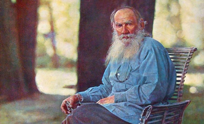 Leo Tolstoy courtesy Wikimedia Commons