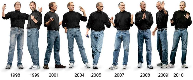 Listen up, futurists: Here's why wearing the same outfit