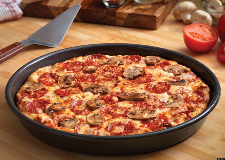 DOMINO'S PIZZA PAN PIZZA