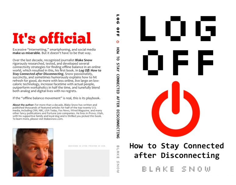 Want to review Log Off, my new book? I\'ll send you a FREE copy ...