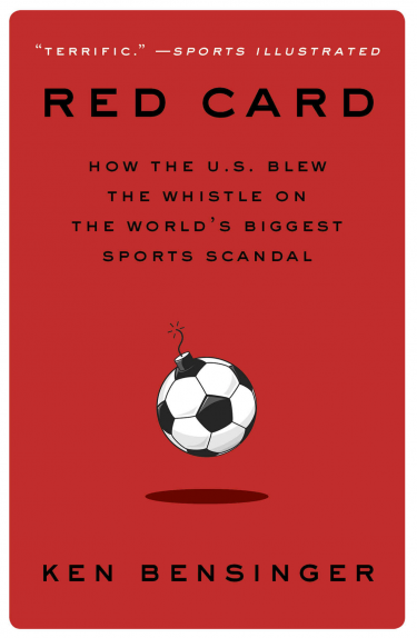 Book recommendation  Red Card is a riveting and dizzying expose of FIFA  bribes 5bd73ffe5